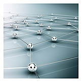 Connection, Internet, Sphere, Network