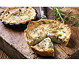 French cuisine, Quiche