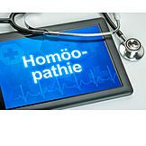 Behandlung, Homöopathie, Alternative Medizin