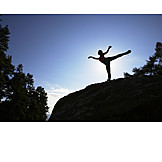 Balance, Gymnastics, Dancing, Graceful