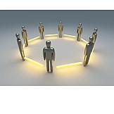 Teamwork, Group, Team, Community