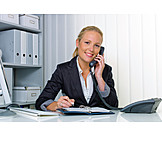 Business Woman, Advice, Customer Service