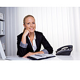 Business Woman, Business, Office & Workplace