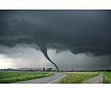 Storm, Natural disaster, Cyclone, Tornado