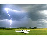 Danger & Risk, Lightning, Glider