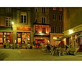 Nachtleben, Frankreich, Saint Malo