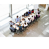 Job & Profession, Meeting, Team