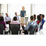 Job & Profession, Meeting & Conversation, Meeting