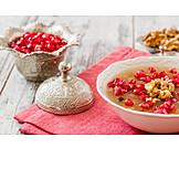 Orientalische Küche, Süßspeise, Pudding, Asure