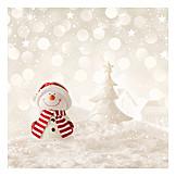 Christmas decoration, Snowman