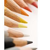 Close Up, Crayon