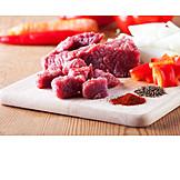Meat, Preparation, Raw