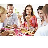 Essen & Trinken, Essen, Freunde