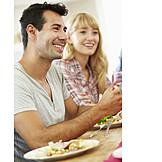 Essen & Trinken, Freunde, Einladung