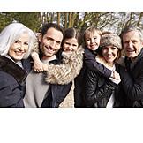 Sorglos & Entspannt, Zusammenhalt, Großfamilie