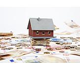 Hausbau, Bausparen, Hypothek