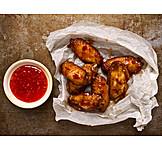Chicken meat, Chicken wing