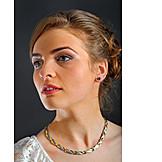Beauty, Young Woman, Elegant, Portrait