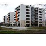New building, Tenement, Housing