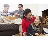 Domestic life, Family, Family life