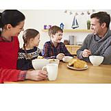 Essen & Trinken, Frühstück, Familie