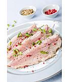 Fish Dish, Trout Filet