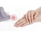 Maniküre, Aromatherapie, Handpflege