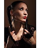 Beauty, Young Woman, Portrait, Asian