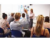 School, Class, Stock Market Data, Seminar