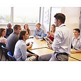 Class, Seminar, Classroom, Professor