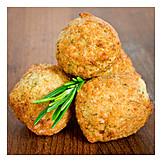 Oriental Cuisine, Snack, Falafel, Chickpea Balls