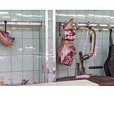 Meat, Butcher's Shop, Butcher, Fresh Meat