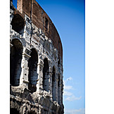 Close Up, Amphitheater, Colosseum