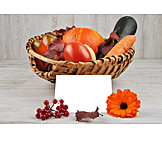 Copy Space, Thanksgiving, Harvest
