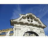 Close Up, Belvedere Palace, Castle Belvedere