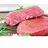 Rumpsteak, Grillfleisch, Fleischgericht, Rinderfilet