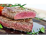 Rumpsteak, Beef Steak, Meat Dish