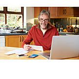 Senior, Pension, Bill