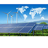 Climate, Energy, Green Electricity