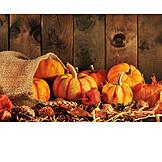 Herbst, Erntedank, Herbstdekoration