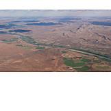 Luftaufnahme, Nordkap, Südafrika