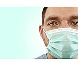 Doctor, Mouthguard, Surgeon
