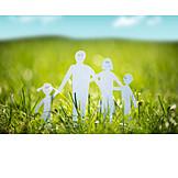 Zusammenhalt, Familie, Gemeinsam, Umweltbewusst