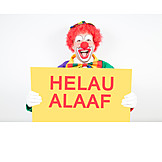 Carnival, Clown, Narrenruf