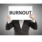 überarbeitet, Stress & Belastung, Burnout