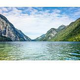 Lake, Königssee, Berchtesgaden