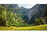 Nature, Berchtesgaden, Röthbachfall