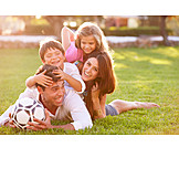 Fun & Happiness, Soccer, Family