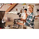 Coffee, Cafe, Coffee Making, Barista