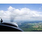 Aerial View, Saxon Switzerland